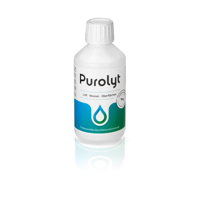 Purolyt Disinfection Concentrate 250ml, 500ml, 1L, 5L