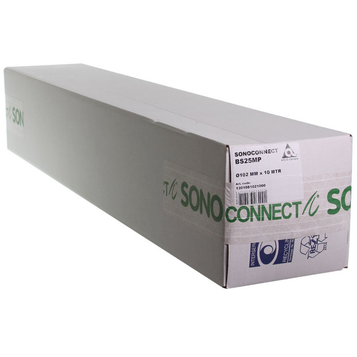 SONODEC Acoustic Ducting Ø 127mm Box of 10 Meters