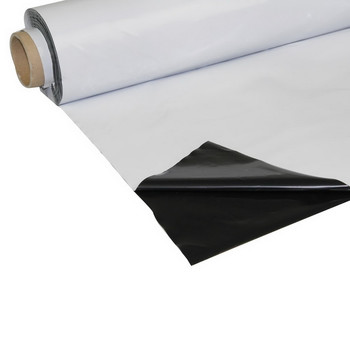 Black & White Reflective Sheeting Width 2m (Roll of 25m)