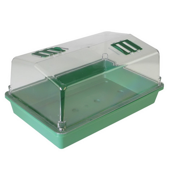 Classic Sturdy Propagator with Ventilation Sliders Small...